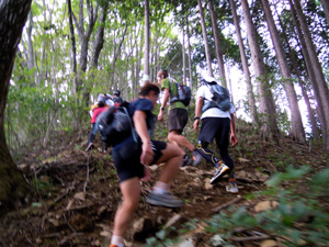 第7回日本山岳耐久レース